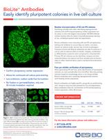 ESI BIO BioLite Product Sheet
